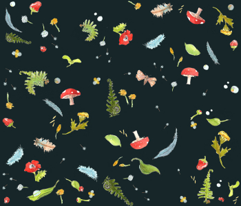 Fairy Garden Fabric