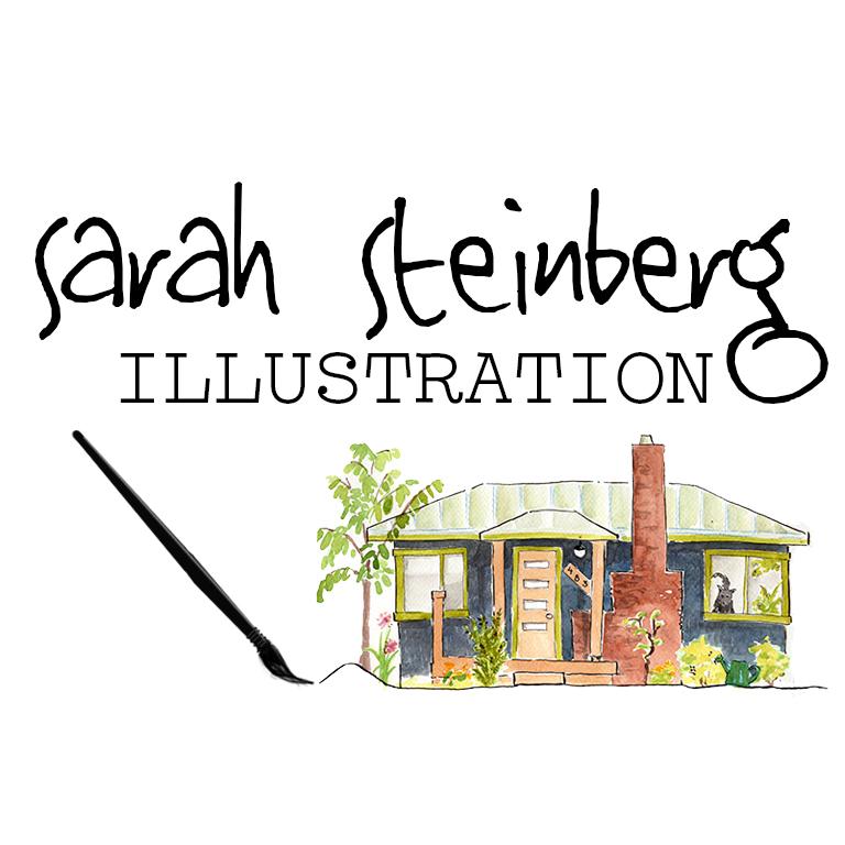 Sarah Steinberg Illustration